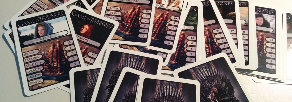 Card Game Of Thrones